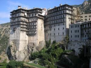 Simonopetra, Mount Athos.